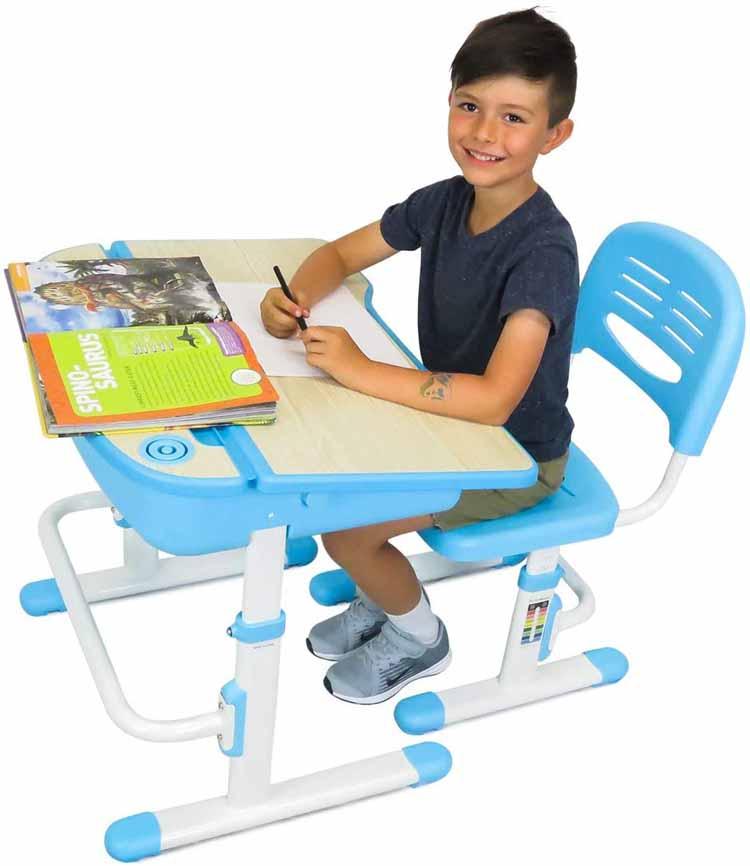 The House of Trade Best Adjustable Kids Desk